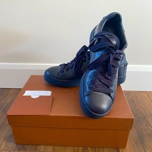 Authentic Coach Leather Sneakers